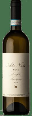 17,95 € Free Shipping | White wine Ada Nada Neta D.O.C. Langhe Piemonte Italy Sauvignon White Bottle 75 cl