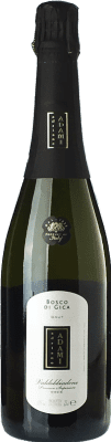 26,95 € Free Shipping   White sparkling Adami Bosco di Gica Brut D.O.C.G. Prosecco di Conegliano-Valdobbiadene Treviso Italy Chardonnay, Glera Magnum Bottle 1,5 L.   Thousands of wine lovers trust us to get the best price guarantee, free shipping always and hassle-free shopping and returns.