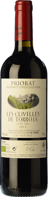 18,95 € Free Shipping | Red wine Aixalà Alcait Les Clivelles de Torroja Vi de Vila Crianza D.O.Ca. Priorat Catalonia Spain Carignan Bottle 75 cl