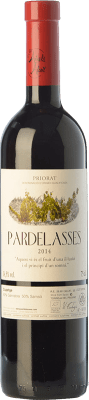 18,95 € Free Shipping | Red wine Aixalà Alcait Pardelasses Crianza D.O.Ca. Priorat Catalonia Spain Grenache, Carignan Bottle 75 cl