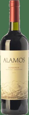 8,95 € Free Shipping | Red wine Alamos Joven I.G. Mendoza Mendoza Argentina Bonarda Bottle 75 cl