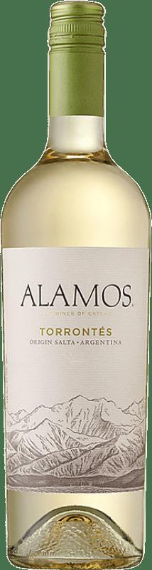 7,95 € Envoi gratuit | Vin blanc Alamos I.G. Mendoza Mendoza Argentine Torrontés Bouteille 75 cl