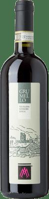 25,95 € Free Shipping | Red wine Alberto Marsetti Grumello D.O.C.G. Valtellina Superiore Lombardia Italy Nebbiolo Bottle 75 cl