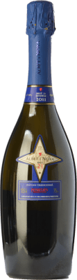 17,95 € Free Shipping | White sparkling Albet i Noya 21 Brut Reserva D.O. Penedès Catalonia Spain Chardonnay, Parellada Bottle 75 cl | Thousands of wine lovers trust us to get the best price guarantee, free shipping always and hassle-free shopping and returns.
