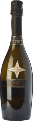 32,95 € Free Shipping | White sparkling Albet i Noya 21 Barrica Brut Reserva 2007 D.O. Penedès Catalonia Spain Pinot Black, Chardonnay Bottle 75 cl | Thousands of wine lovers trust us to get the best price guarantee, free shipping always and hassle-free shopping and returns.