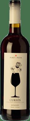 7,95 € Envoi gratuit | Vin rouge Albet i Noya Curiós Joven D.O. Penedès Catalogne Espagne Tempranillo Bouteille 75 cl