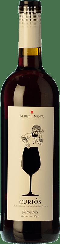 8,95 € Free Shipping   Red wine Albet i Noya Curiós Joven D.O. Penedès Catalonia Spain Tempranillo Bottle 75 cl