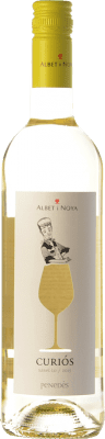 8,95 € Free Shipping | White wine Albet i Noya Curiós D.O. Penedès Catalonia Spain Xarel·lo Bottle 75 cl