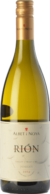 17,95 € Free Shipping | White wine Albet i Noya Marina Rión D.O. Costers del Segre Catalonia Spain Marina Rion Bottle 75 cl
