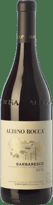 34,95 € Free Shipping | Red wine Albino Rocca D.O.C.G. Barbaresco Piemonte Italy Nebbiolo Bottle 75 cl