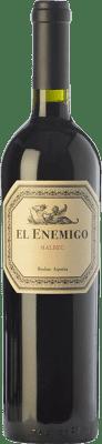 24,95 € Envoi gratuit | Vin rouge Aleanna El Enemigo Malbec Reserva I.G. Mendoza Mendoza Argentine Cabernet Franc, Malbec, Petit Verdot Bouteille 75 cl