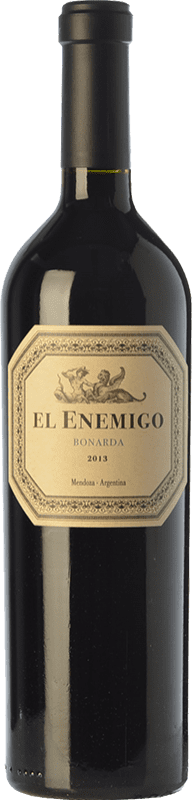 24,95 € Envoi gratuit | Vin rouge Aleanna El Enemigo Bonarda Crianza I.G. Mendoza Mendoza Argentine Cabernet Franc, Bonarda Bouteille 75 cl