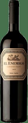 21,95 € Envoi gratuit | Vin rouge Aleanna El Enemigo Cabernet Franc Crianza I.G. Mendoza Mendoza Argentine Cabernet Franc, Malbec Bouteille 75 cl