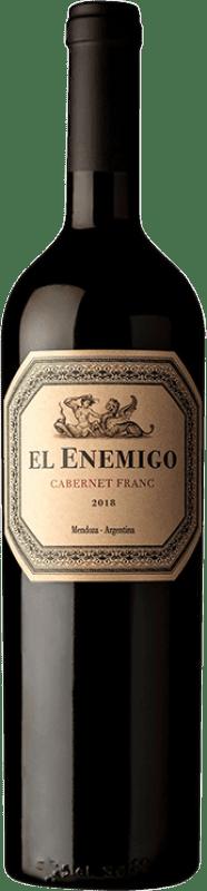 22,95 € Envoi gratuit | Vin rouge Aleanna El Enemigo Cabernet Franc Crianza I.G. Mendoza Mendoza Argentine Cabernet Franc, Malbec Bouteille 75 cl
