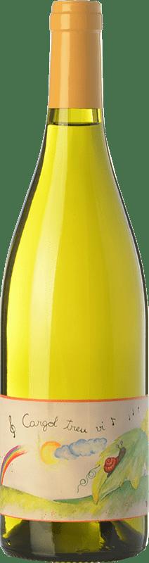 15,95 € Envío gratis | Vino blanco Alemany i Corrió Cargol Treu Vi Crianza D.O. Penedès Cataluña España Xarel·lo Botella 75 cl