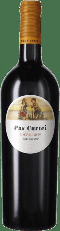 13,95 € Envoi gratuit | Vin rouge Alemany i Corrió Pas Curtei Crianza D.O. Penedès Catalogne Espagne Merlot, Cabernet Sauvignon, Carignan Bouteille 75 cl