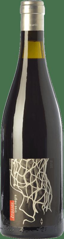 47,95 € Free Shipping | Red wine Arribas Tros Negre Crianza D.O. Montsant Catalonia Spain Grenache Bottle 75 cl