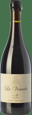 22,95 € Free Shipping | Red wine Maestro Tejero La Viñuela Crianza I.G.P. Vino de la Tierra de Castilla y León Castilla y León Spain Tempranillo, Grenache Bottle 75 cl