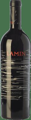 32,95 € Envío gratis | Vino tinto Garapiteros Lamin Crianza D.O. Calatayud Aragón España Garnacha Botella 75 cl