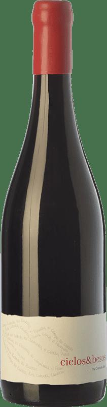 11,95 € Envoi gratuit | Vin rouge Almaroja Cielos & Besos Joven D.O. Arribes Castille et Leon Espagne Tempranillo, Rufete, Juan García Bouteille 75 cl