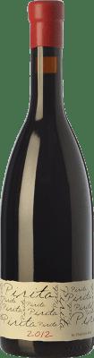 17,95 € Free Shipping | Red wine Almaroja Pirita Crianza D.O. Arribes Castilla y León Spain Tempranillo, Grenache Tintorera, Rufete, Bastardo, Bruñal, Juan García Bottle 75 cl