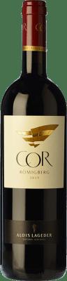 68,95 € Free Shipping | Red wine Lageder Cor Romigberg D.O.C. Alto Adige Trentino-Alto Adige Italy Cabernet Sauvignon Bottle 75 cl