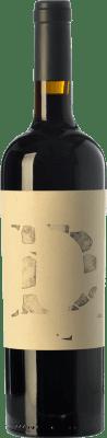 22,95 € Kostenloser Versand | Rotwein Altavins Domus Pensi Crianza D.O. Terra Alta Katalonien Spanien Merlot, Syrah, Grenache, Cabernet Sauvignon Flasche 75 cl