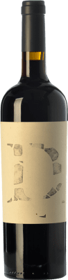 22,95 € Envío gratis | Vino tinto Altavins Domus Pensi Crianza D.O. Terra Alta Cataluña España Merlot, Syrah, Garnacha, Cabernet Sauvignon Botella 75 cl