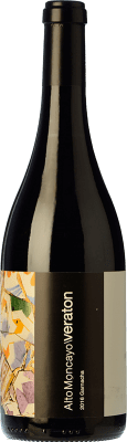 25,95 € Free Shipping | Red wine Alto Moncayo Veraton Crianza D.O. Campo de Borja Aragon Spain Grenache Bottle 75 cl