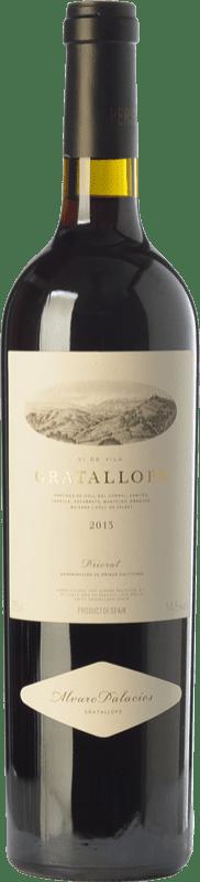 106,95 € Kostenloser Versand | Rotwein Álvaro Palacios Gratallops Crianza D.O.Ca. Priorat Katalonien Spanien Grenache, Carignan Magnum-Flasche 1,5 L