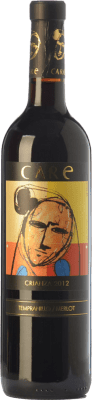 9,95 € Free Shipping | Red wine Añadas Care Crianza D.O. Cariñena Aragon Spain Merlot, Syrah Bottle 75 cl