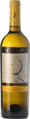 9,95 € Free Shipping | White wine Añadas Care D.O. Cariñena Aragon Spain Chardonnay Bottle 75 cl