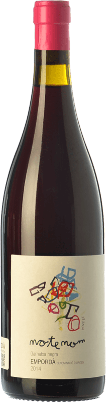 8,95 € Free Shipping | Red wine Arché Pagés Notenom Joven D.O. Empordà Catalonia Spain Grenache Bottle 75 cl