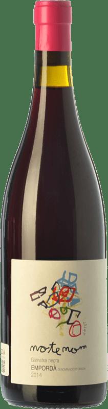 8,95 € Envío gratis | Vino tinto Arché Pagés Notenom Joven D.O. Empordà Cataluña España Garnacha Botella 75 cl