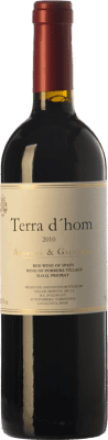 37,95 € Free Shipping | Red wine Ardèvol Terra d'Hom Crianza 2010 D.O.Ca. Priorat Catalonia Spain Syrah Bottle 75 cl