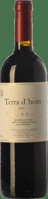 37,95 € Kostenloser Versand | Rotwein Ardèvol Terra d'Hom Crianza 2010 D.O.Ca. Priorat Katalonien Spanien Syrah Flasche 75 cl