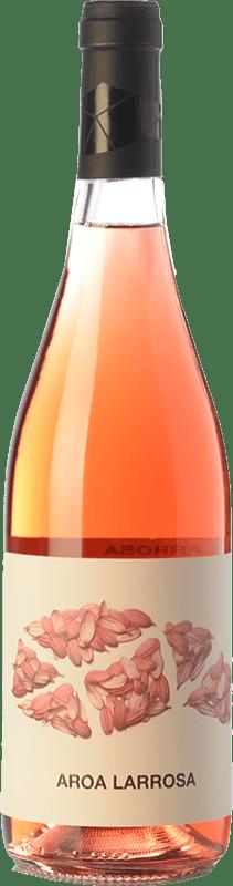 8,95 € Envoi gratuit | Vin rose Aroa Larrosa D.O. Navarra Navarre Espagne Tempranillo, Grenache Bouteille 75 cl