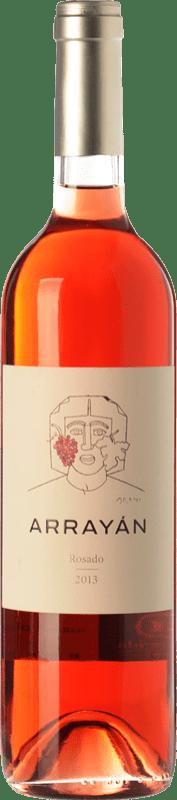 9,95 € Envoi gratuit   Vin rose Arrayán D.O. Méntrida Castilla La Mancha Espagne Merlot, Syrah, Cabernet Sauvignon, Petit Verdot Bouteille 75 cl