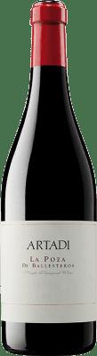 103,95 € Envoi gratuit | Vin rouge Artadi La Poza de Ballesteros Crianza D.O.Ca. Rioja La Rioja Espagne Tempranillo Bouteille 75 cl