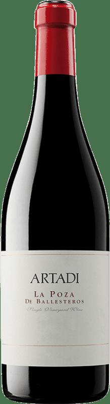 103,95 € Envío gratis   Vino tinto Artadi La Poza de Ballesteros Crianza D.O.Ca. Rioja La Rioja España Tempranillo Botella 75 cl