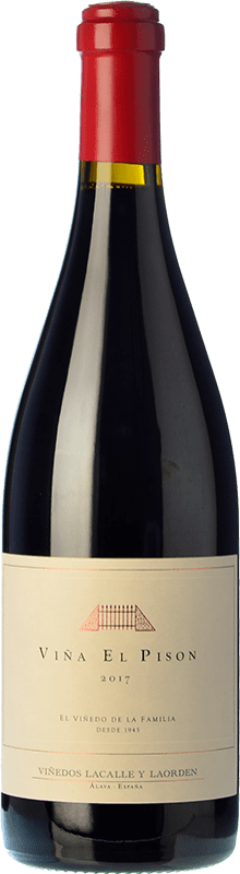 372,95 € Envoi gratuit | Vin rouge Artadi Viña el Pisón Crianza D.O.Ca. Rioja La Rioja Espagne Tempranillo Bouteille 75 cl