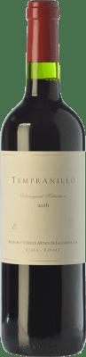 8,95 € Free Shipping | Red wine Artadi Crianza D.O.Ca. Rioja The Rioja Spain Tempranillo Bottle 75 cl