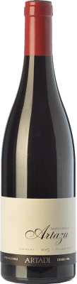 25,95 € Kostenloser Versand | Rotwein Artazu Santa Cruz Crianza D.O. Navarra Navarra Spanien Grenache Flasche 75 cl