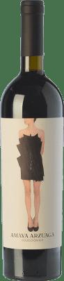 72,95 € Envoi gratuit | Vin rouge Arzuaga Amaya Crianza D.O. Ribera del Duero Castille et Leon Espagne Tempranillo, Albillo Bouteille 75 cl