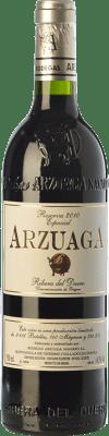 66,95 € Envoi gratuit | Vin rouge Arzuaga Especial Reserva 2011 D.O. Ribera del Duero Castille et Leon Espagne Tempranillo Bouteille 75 cl