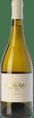 9,95 € 免费送货 | 白酒 Arzuaga Fan D.Oro Crianza D.O. Ribera del Duero 卡斯蒂利亚莱昂 西班牙 Chardonnay 瓶子 75 cl | 成千上万的葡萄酒爱好者信赖我们,保证最优惠的价格,免费送货,购买和退货,没有复杂性.
