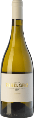 9,95 € Free Shipping | White wine Arzuaga Fan D.Oro Crianza D.O. Ribera del Duero Castilla y León Spain Chardonnay Bottle 75 cl | Thousands of wine lovers trust us to get the best price guarantee, free shipping always and hassle-free shopping and returns.