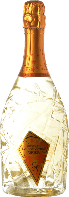 14,95 € Free Shipping | White sparkling Astoria Fashion Victim Moscato Italy Muscatel White Bottle 75 cl