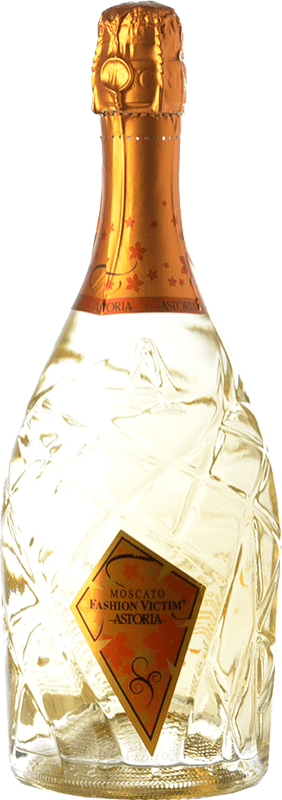 7,95 € Free Shipping | White sparkling Astoria Fashion Victim Moscato Italy Muscat White Bottle 75 cl
