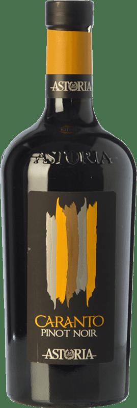 16,95 € Envoi gratuit | Vin rouge Astoria Pinot Nero Caranto I.G.T. Friuli-Venezia Giulia Frioul-Vénétie Julienne Italie Pinot Noir Bouteille 75 cl